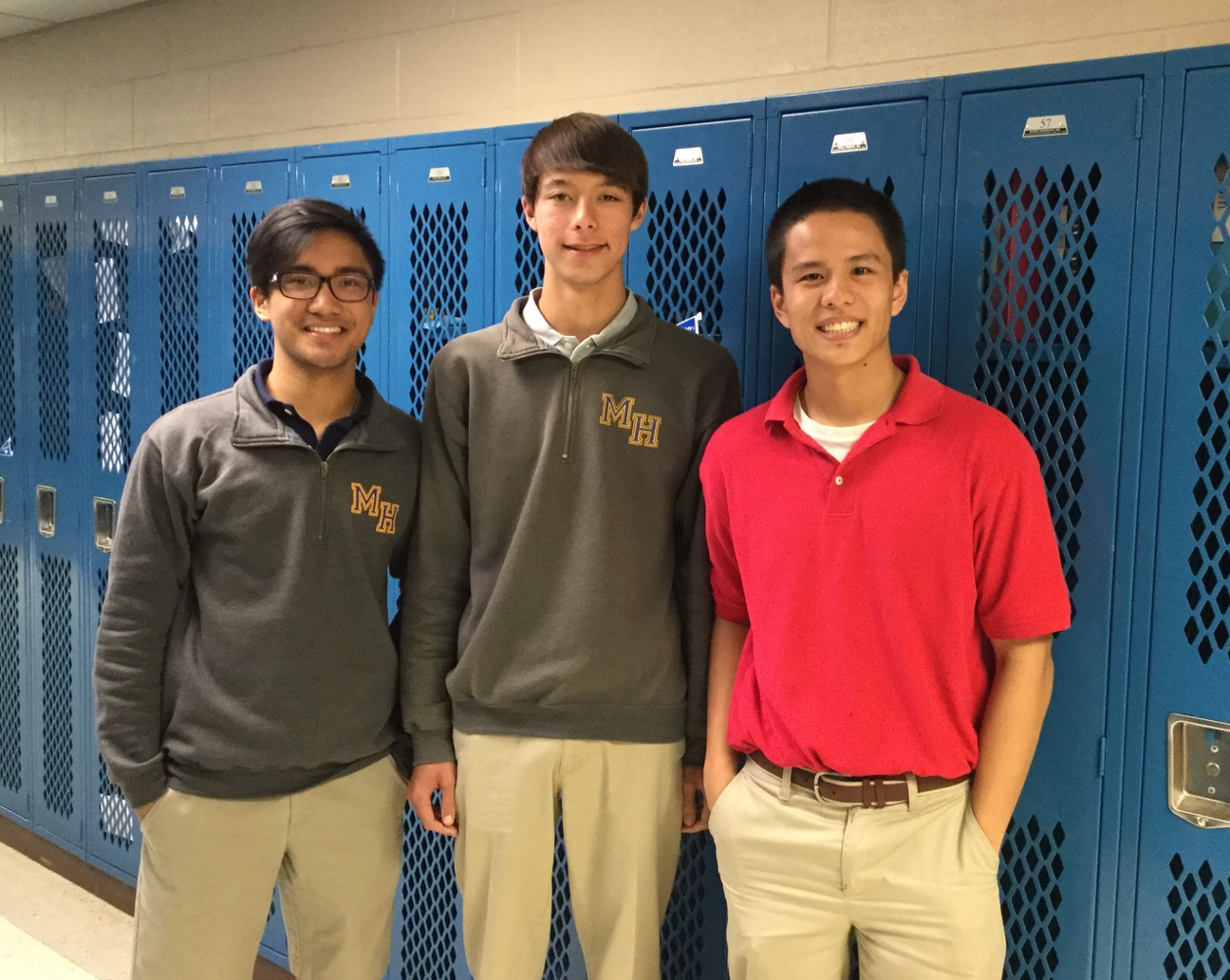3 students earn perfect ACT